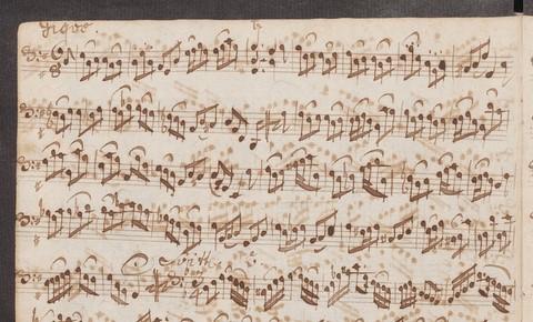 Manuscripts History Bach Cello Suites